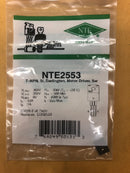 NTE2553 T NPN SI DARL HV SWITCH