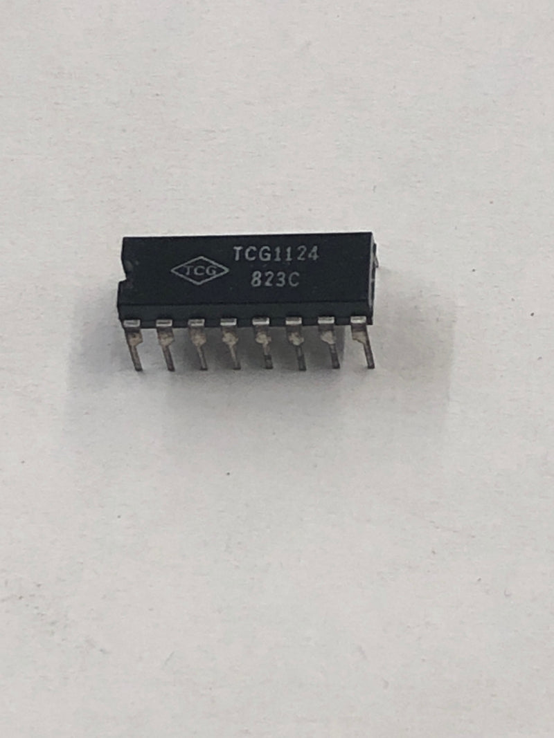TCG1124 IC-AM FM IF AMP