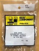 ECG1655 IC TV STEREO DECODER