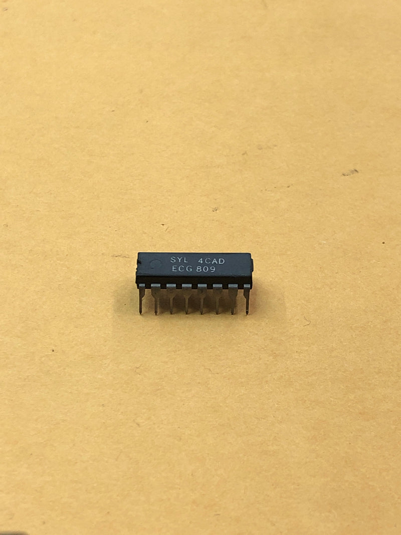 ECG809 IC-TV Chroma Processor