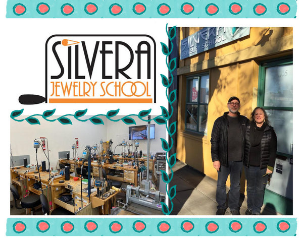 Moose Spotlight: Getting To Know Anat and Joe of Silvera Jewelry School
