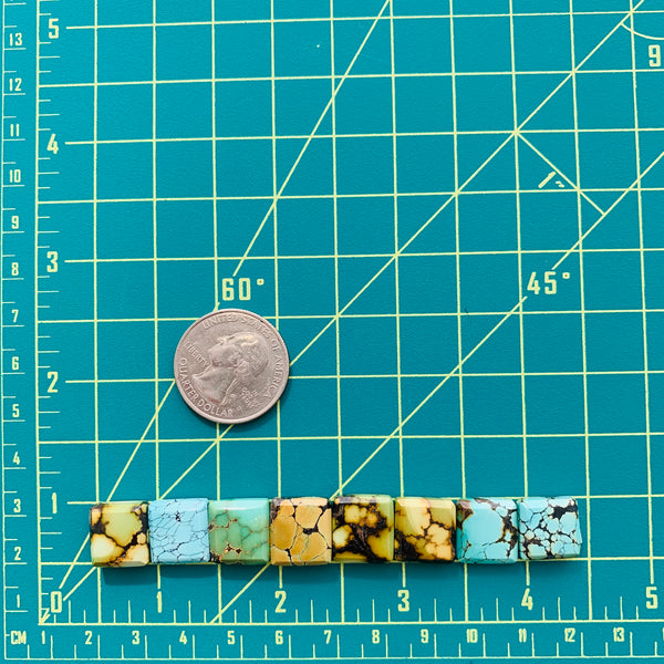 Medium Mixed Bar Mixed, Set of 8 Dimensions