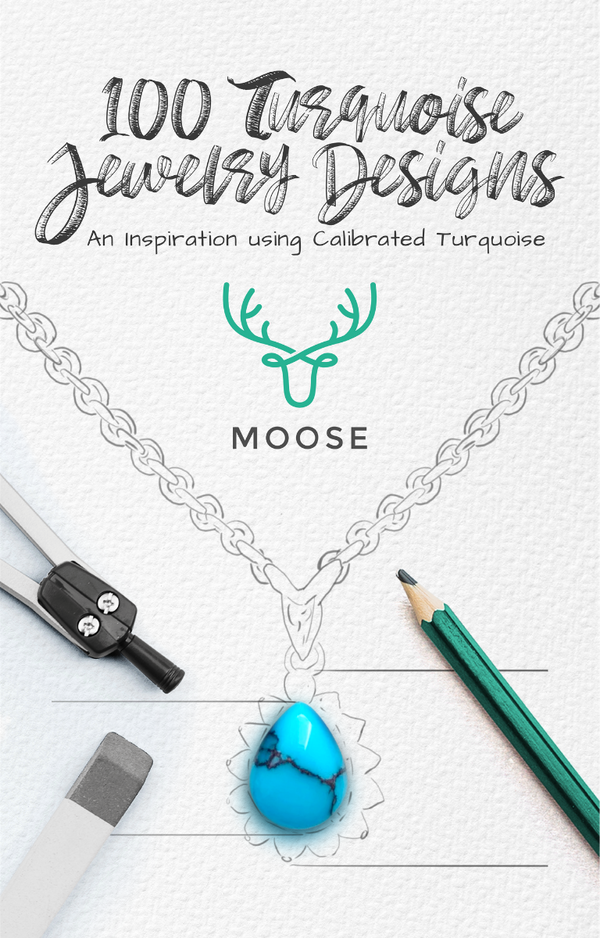 FREE 100 TURQUOISE JEWELRY DESIGNS | Turquoise Moose Ebook