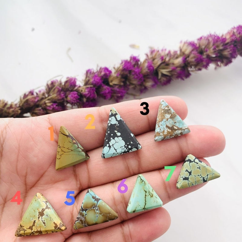 6. Small Triangle Treasure Mountain - 73120