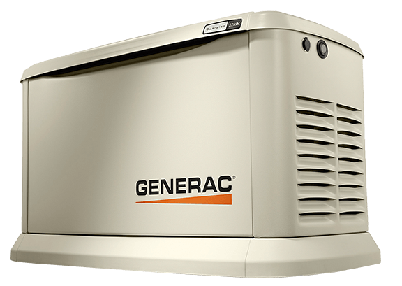 24 kW Generac Guardian Series Home Standby Generator | 7209