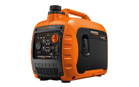 GP3000i - Generac Portable Inverter Gas Generator 7129