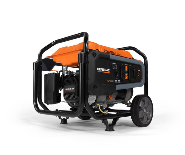 GP3600 3600 Watt - Generac  GP Series PowerRush Portable Gasoline Generator 7677