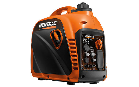 GP2200i - Generac Portable Inverter Gas Generator 7117
