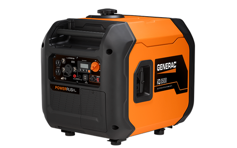 IQ3500 - Generac Portable Inverter Gas Generator 7127