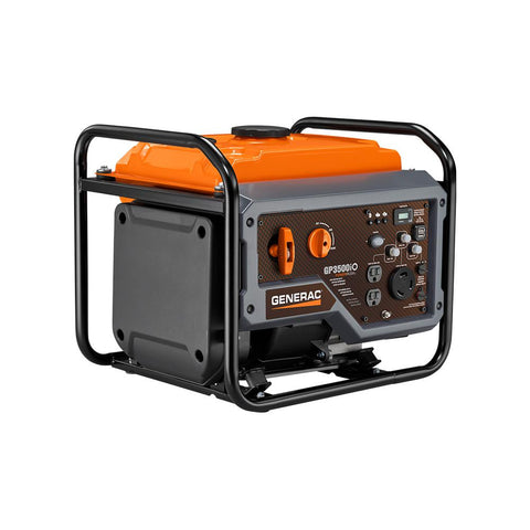 GP3500iO - Generac Portable Inverter Gas Generator 7128