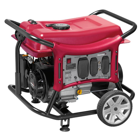 Powermate CX Series 3500 Watt Portable Generator 49ST PC0143500