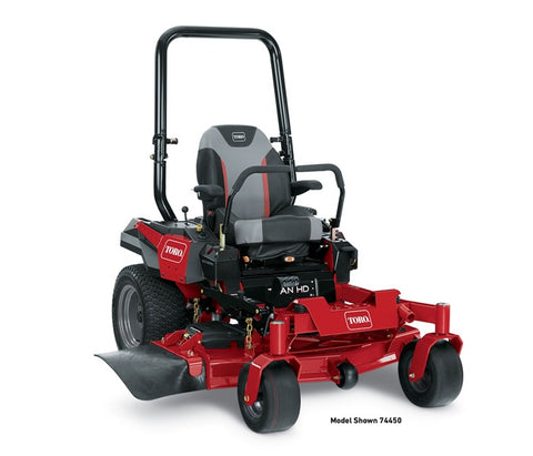 "Toro - 52"" (132 cm) TITAN® HD 1500 Series Zero Turn Mower (74454)"