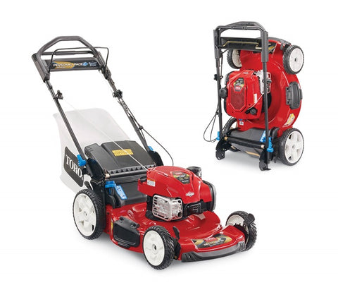 "Toro - 22"" (56cm) SMARTSTOW® Personal Pace® High Wheel Mower (20340)"