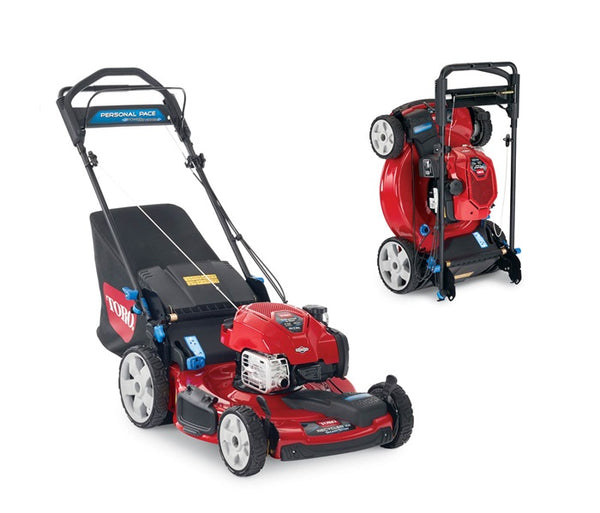 "Toro - 22"" (56cm) PoweReverse™ Personal Pace® SMARTSTOW® High Wheel Mower (20355)"