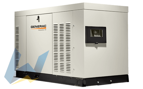 22 kW Generac Protector QS Series Standby Generator RG02224