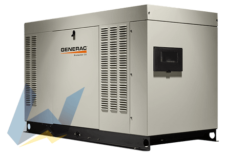 32 kW Generac Protector Series QS Standby Generator RG03224ANAX
