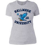 HU Eagles Next Level Ladies' Boyfriend T-Shirt