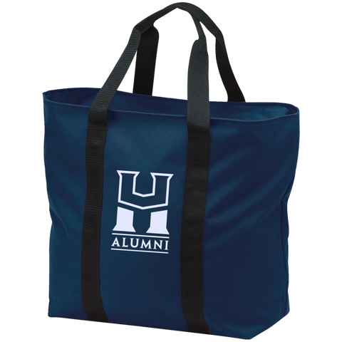 HU Eagles Port & Co. All Purpose Tote Bag