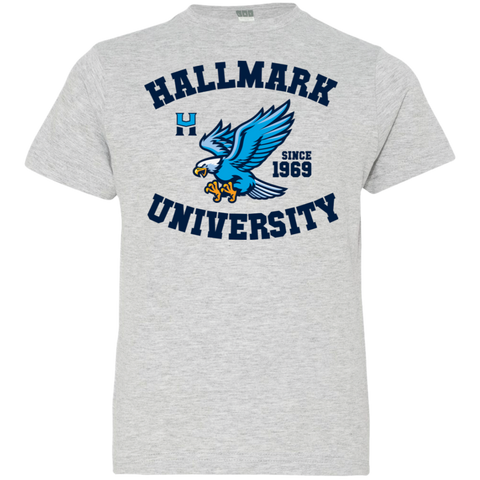 HU Eagles Youth Jersey T-Shirt