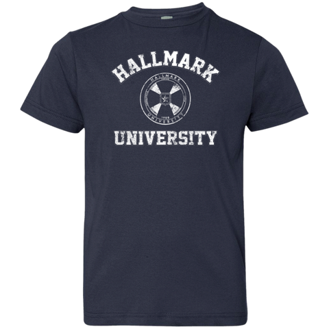 HU with Seal Youth Jersey T-Shirt