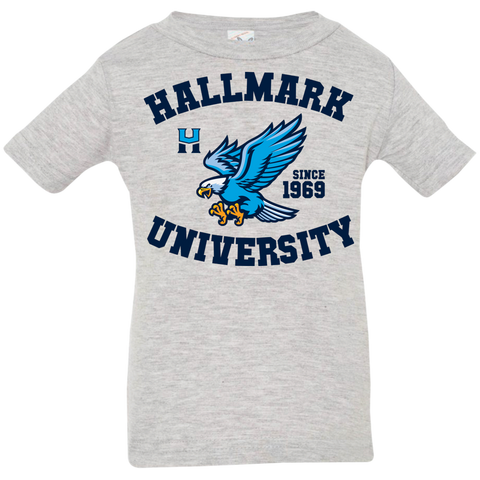 HU Eagles Infant Jersey T-Shirt