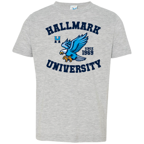 HU Eagles Toddler Jersey T-Shirt