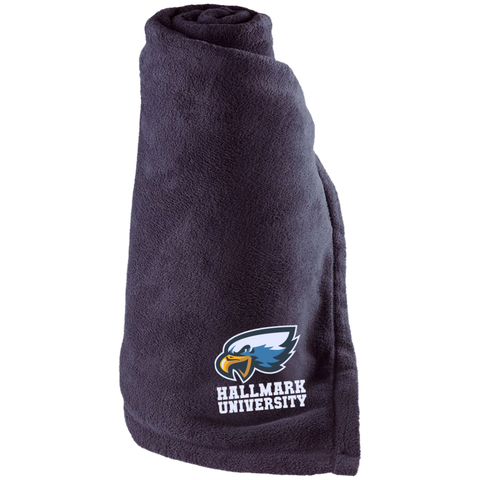 HU Eagles Holloway Large Fleece Blanket