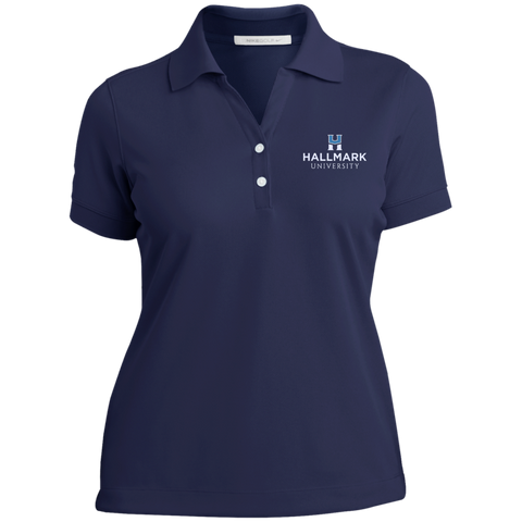 Hallmark University Ladies Nike® Dri-Fit Polo Shirt in Navy