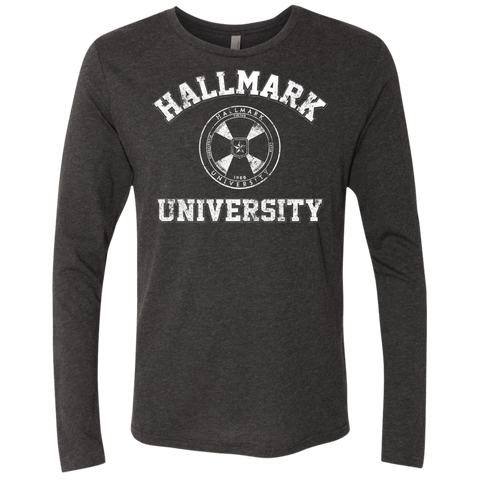 Hallmark University Long Sleeve Crew