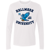 HU Eagles Next Level Men's Premium LS