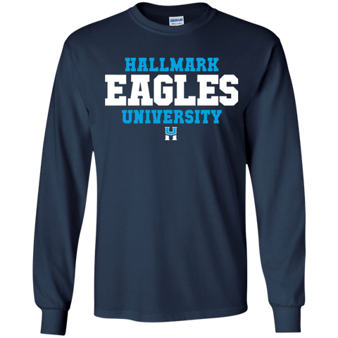 HU Eagles Youth LS T-Shirt