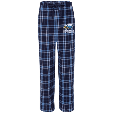 HU Eagles Unisex Flannel Pants