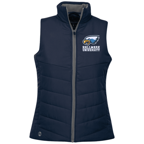 HU Eagles Holloway Ladies' Quilted Vest