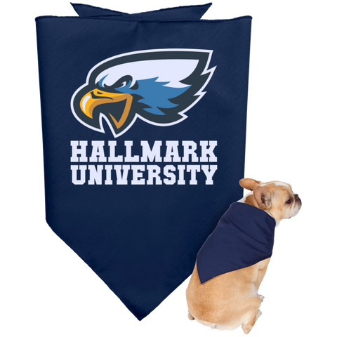 HU Eagles Doggie Bandana