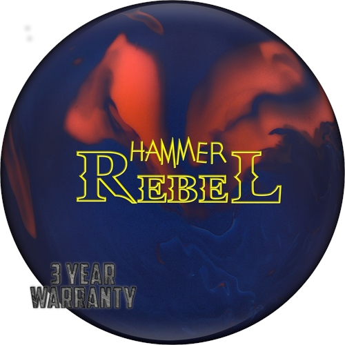 Hammer Rebel Solid 15 lbs NIB