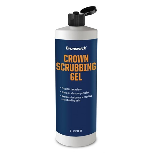 Brunswick Crown Scrubbing Gel 6 oz