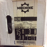 Track Machine 15 lbs NIB