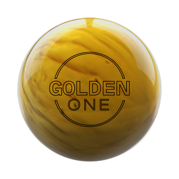 Ebonite Golden One 15 lbs NIB