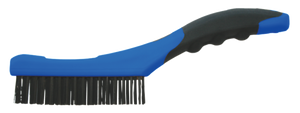 Brunswick Shoe Brush Blue