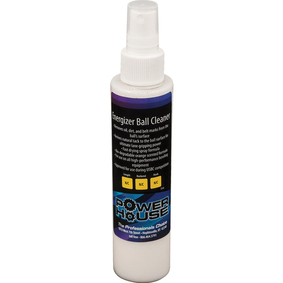 Ebonite Powerhouse Energizer Ball Cleaner 5 oz