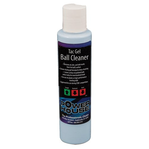 Ebonite Powerhouse Tac Gel Ball Cleaner 5 oz