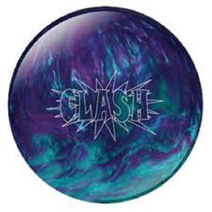 Ebonite Clash Turquoise/Purple 15 lbs NIB
