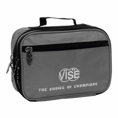 Vise Bowling Accessory Bag Gray