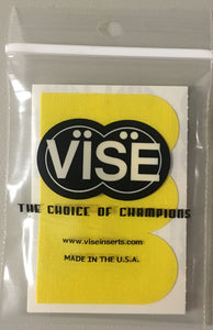 "Vise Feel Tape Yellow #6 (1"" - 30 Pieces)"