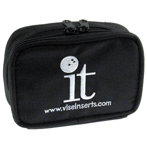 Vise Bowling IT Small Accessory Bag Black