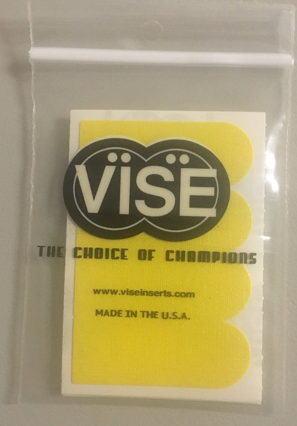 Vise Feel Tape Yellow #6 (3/4