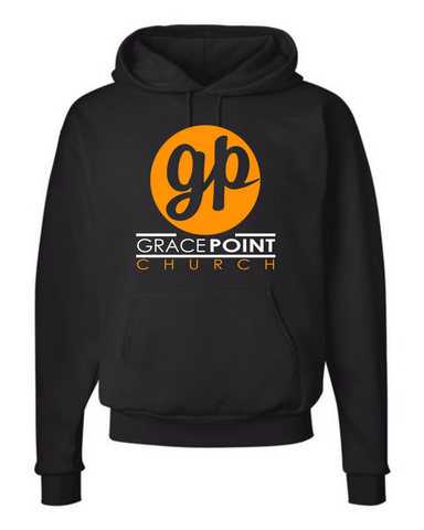 Black Grace Point Hoodie
