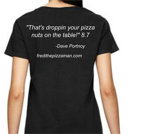 Pizza Nuts V Neck