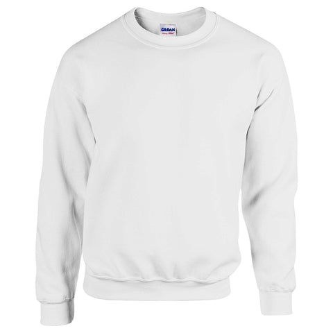 Custom White  Sweater