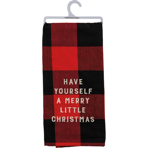 Dish Towel - Have Yourself A Merry Christmas